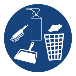 Obrazek dla kategorii Znak Dbaj o czystość i porządek (433)