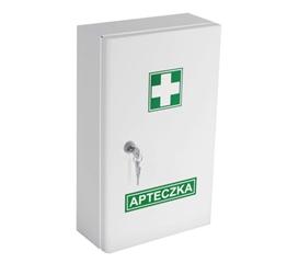 Metalowa Apteczka A500