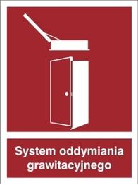 Obrazek dla kategorii Znak System oddymiania Grawitacyjnego (227-03)
