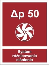 Obrazek dla kategorii Znak System różnicowania ciśnienia (227-05)