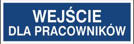 Obrazek dla kategorii Wejście dla pracowników (801-260)