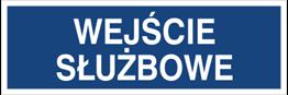 Obrazek dla kategorii Wejście służbowe (801-261)