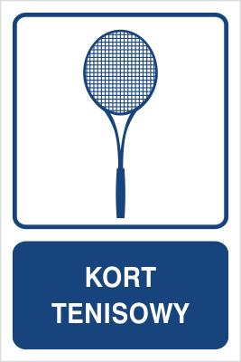 Kort tenisowy (823-153)