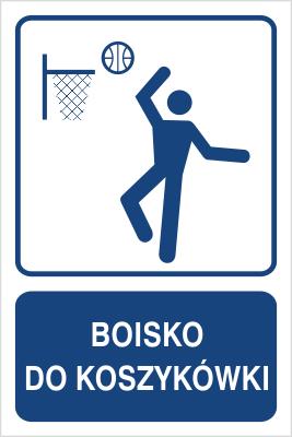 Boisko do koszykówki (823-155)