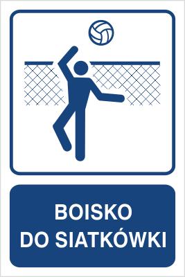 Boisko do siatkówki (823-156)