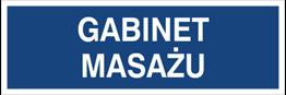 Obrazek dla kategorii Gabinet masażu (801-241)
