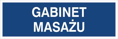 Gabinet masażu (801-241)