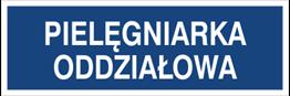 Obrazek dla kategorii Pielęgniarka oddziałowa (801-245)
