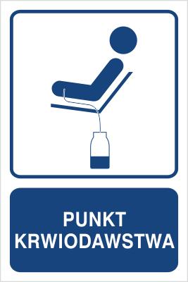 Punkt krwiodawstwa (823-145)