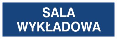 Sala wykładowa (801-229)