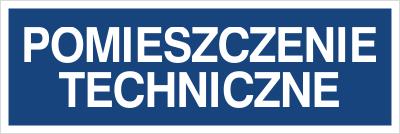 Pomieszczenie techniczne (801-37)