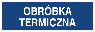 Obróbka termiczna (801-193)