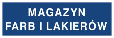 Magazyn farb i lakierów (801-36)