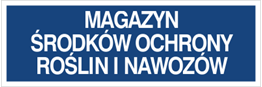 Obrazek dla kategorii Magazyn środków ochrony roślin i nawozów (801-115)
