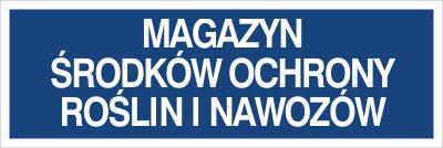 Magazyn środków ochrony roślin i nawozów (801-115)