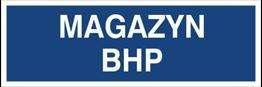 Obrazek dla kategorii Magazyn BHP (801-117)