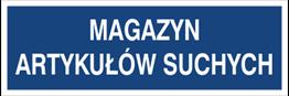 Obrazek dla kategorii Magazyn artykułów suchych (801-118)