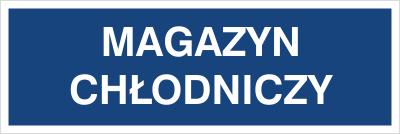 Magazyn chłodniczy (801-121)
