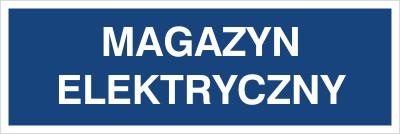 Magazyn elektryczny (801-122)