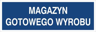 Magazyn głównego wyrobu (801-125)