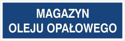 Magazyn oleju opałowego (801-132)