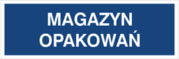 Obrazek dla kategorii Magazyn opakowań (801-133)