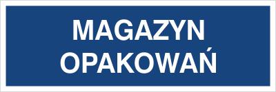 Magazyn opakowań (801-133)