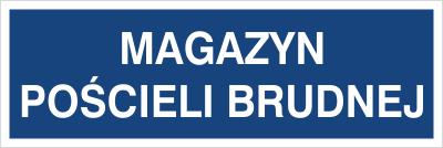 Magazyn pościeli brudnej (801-138)
