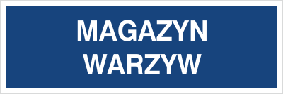 Magazyn warzyw (801-145)