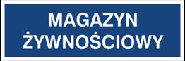 Obrazek dla kategorii Magazyn żywnościowy (801-150)
