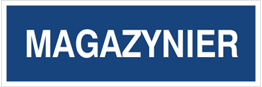 Obrazek dla kategorii Magazynier (801-151)