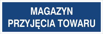 Magazyn przyjęcia towaru (801-152)