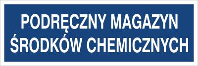 Podręczny magazyn śrdoków chemicznych (801-153)