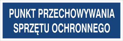Punkt przechowywania sprzętu ochronnego (801-155)