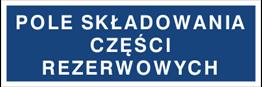 Obrazek dla kategorii Pole składowania części rezerwowych (802-02)