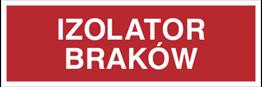 Obrazek dla kategorii Izolator braków (802-05)