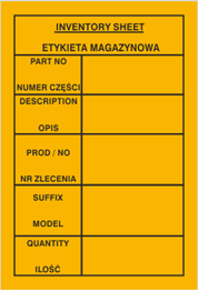 Obrazek dla kategorii Etykieta magazynowa (802-60)