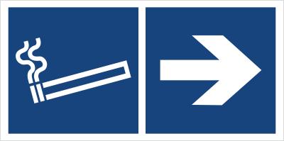 Palarnia (kierunek w prawo) (865-08)