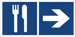 Obrazek dla kategorii Restauracja (kierunek w prawo) (865-12)