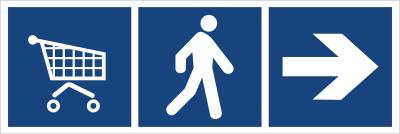 Koszyki (kierunek w prawo)- (865-22)