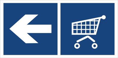 Koszyki (kierunek w lewo) (865-23)