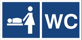 Obrazek dla kategorii Przewijalnia dzieci, WC (865-31)