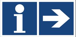 Obrazek dla kategorii Informacja (kierunek w prawo) (865-36)