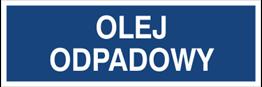 Obrazek dla kategorii Olej odpadowy (801-107)