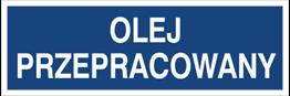 Obrazek dla kategorii Olej przepracowany (801-108)
