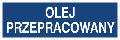 Olej przepracowany (801-108)