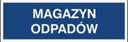 Obrazek dla kategorii Magazyn odpadów (801-113)