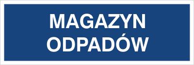 Magazyn odpadów (801-113)