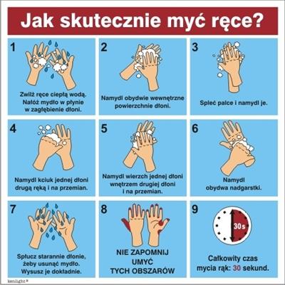 Instrukcja mycia rąk 422-173