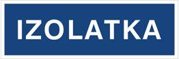 Obrazek dla kategorii Znak Izolatka (801-53)